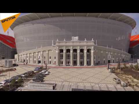 2018 FIFA World Cup: Ekaterinburg Arena, the Stadium That Unites Russia and the USSR