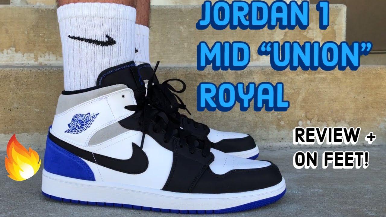*UNBOXING* Air Jordan 1 Mid