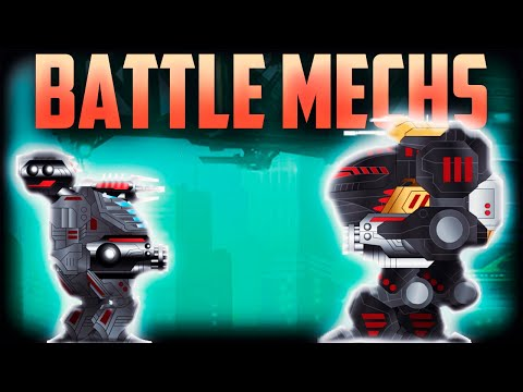 Battle Mechs | First Super Mechs Version