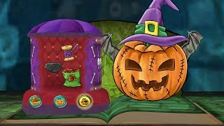 Haunted House - Halloween 3D Pop Up Book App for Kids - iPad iPhone Android Kindle Fire