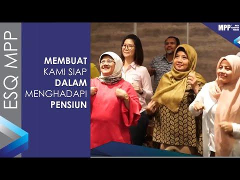ESQ MPP - HCML - April 2019 - Training Masa Persiapan Pensiun