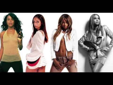 Beyonce . Ciara . Aaliyah . Mya: ULTIMATE DANCE OFF BATTLE