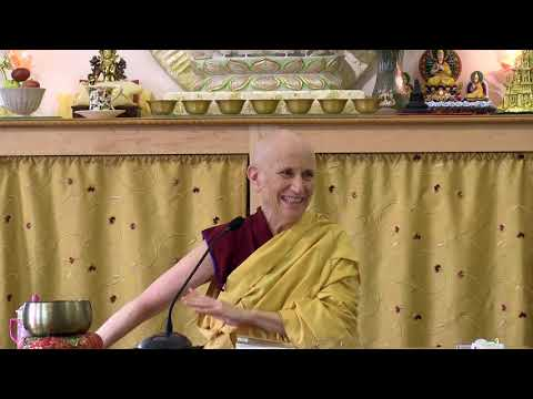 17 Engaging in the Bodhisattva's Deeds: Taking the Bodhisattva Ethical Restraint 09-17-20
