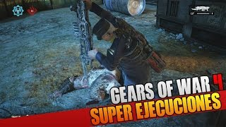 GEARS OF WAR 4 | TRUCO | SUPER EJECUCIONES!!