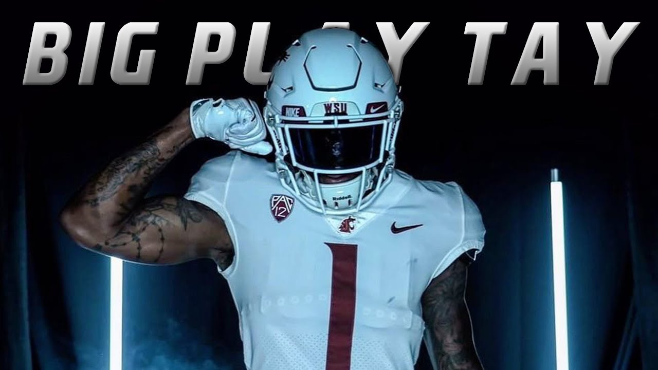 "Tay Martin Official Highlights | ""Big Play Tay"" ᴴᴰ"