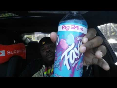 Thirsty Thursday! Faygo Cotton Candy Soda