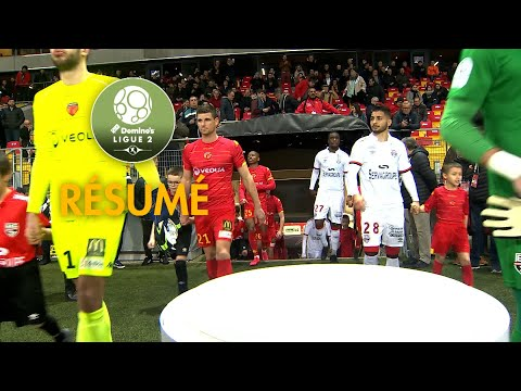 Le Mans Guingamp Goals And Highlights