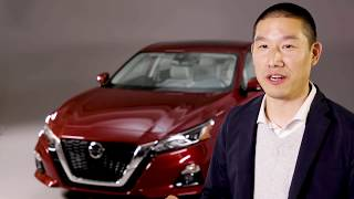 Design Walkaround: All-new 2019 Nissan Altima