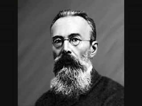 Sadko Song of India Rimsky Korsakov