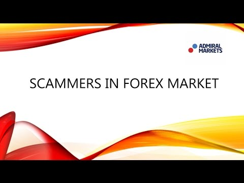 Scammers in Forex Market