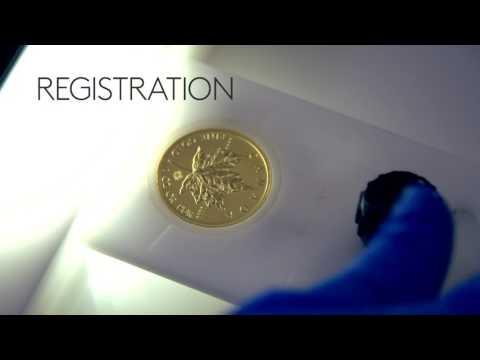 1 oz Canadian Gold Maple Leaf  .9999 Fine BU $50 Coin