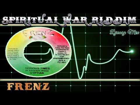 spiritual war riddim