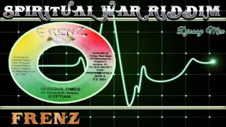 Spiritual War Riddim 2005  [Frenz]  Mix By Djeasy