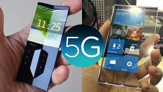 Top 5 Best Upcoming Nokia 5G Smartphone 2018