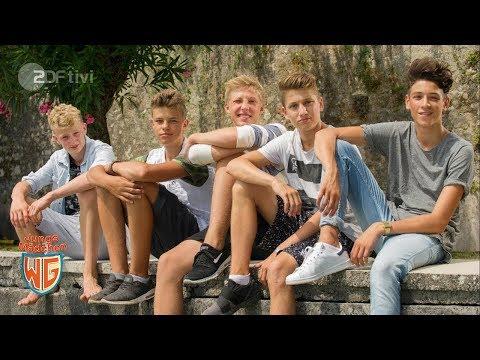 Folge 1 - Die Jungs-WG in Italien - ZDFtivi