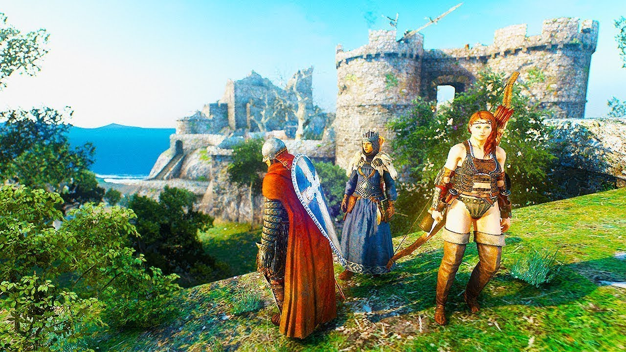 Fantasy Spiele Online