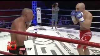 Superkompat: Iron Mike Zambidis VS Harun Kina VIP edition