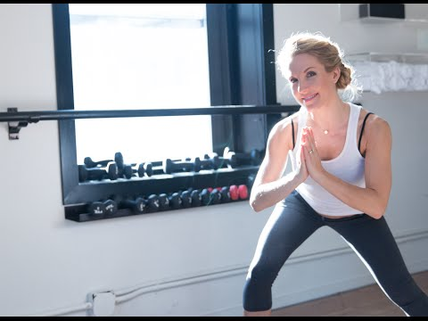 A Killer Inner Thigh Workout From AKT InMotion