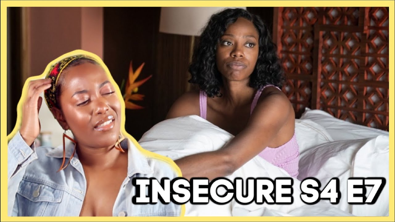 """Download INSECURE SEASON 4 EPISODE 7 """"Lowkey Trippin"""" REVIEW   KandidKinks"""