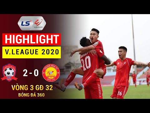Hai Phong Thanh Hoa Goals And Highlights