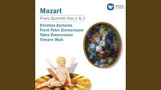 Piano Quartet in E flat major, KV 493: I. Allegro