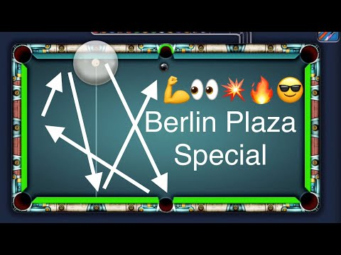 8 Ball Pool - Berlin Plaza Special