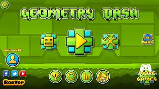 Geometry Dash new daily level
