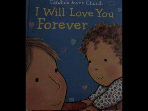 Book Reading: I Will Love You Forever