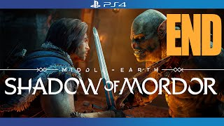Middle-Earth: Shadow of Mordor 100% Walkthrough Part 32 ENDING | No Commentary
