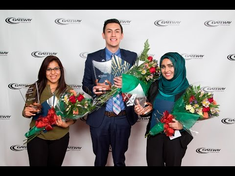 Gateway's 2017 Racine Campus Star Ambassador- Manal Nabeel