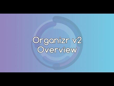 Organizr V2 Overview