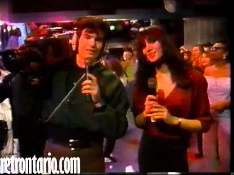 Citytv Electric Circus intro 1990
