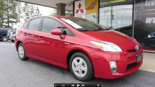 2011 Toyota Prius Hybrid Start Up, Engine, and In Depth Tour