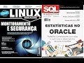 Revistas de Informática SQL Magazine e Linux Magazine