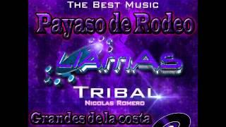 1.-Dj Llamas Nicolas Romero Mex (Tribal Rescuers) - Payaso De Rodero (Private Mix) 2012