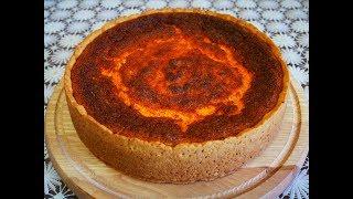 ПИРОГ СУФЛЕ рецепт пирога ПОЛОСАТАЯ ТЫКВА нежный вкусный и полезный пирог