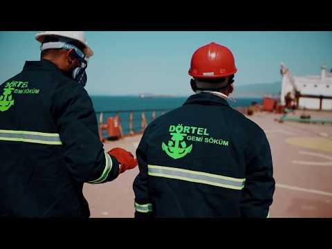 Dortel Ship Recycling ( Green Ship Recycling Company Aliaga/Turkey)