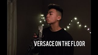 Bruno Mars - Versace On The Floor (Cover By John Concepcion)