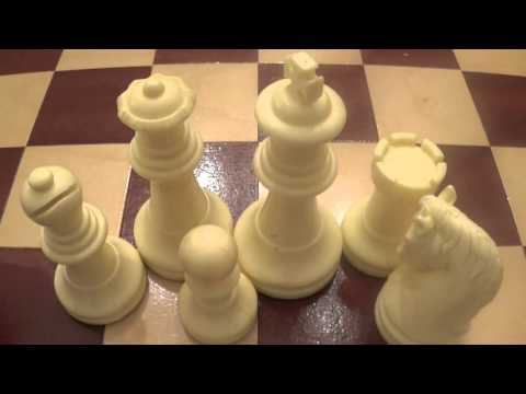 Legend Kings Indian - Legend Products - Chess Set Review & Give Away