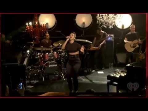 Alicia Keys iHeartRadio Live