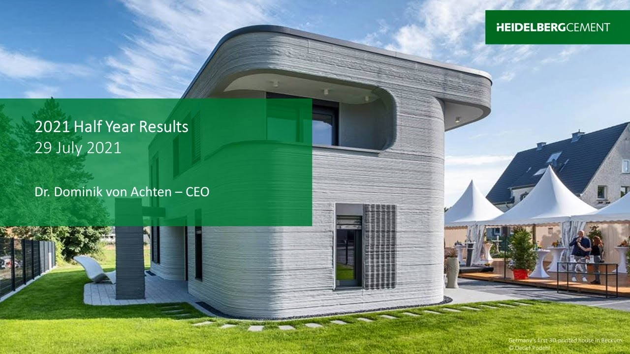 Download Half-Year Results 2021