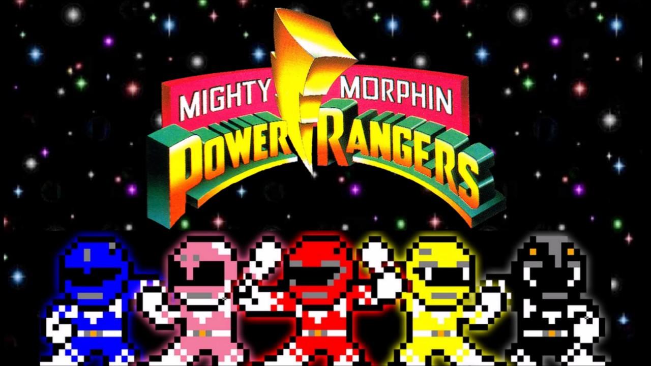 Mighty morphin power rangers lyrics