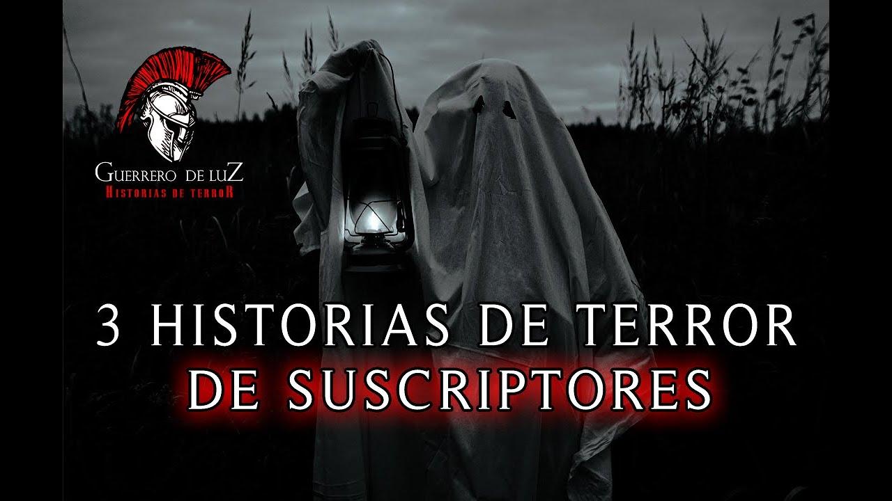 3 Historias De Terror De Suscriptores Con Guerrero De Luz