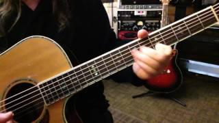 Alternate Tuning EAC#G#BC# - Key A Major