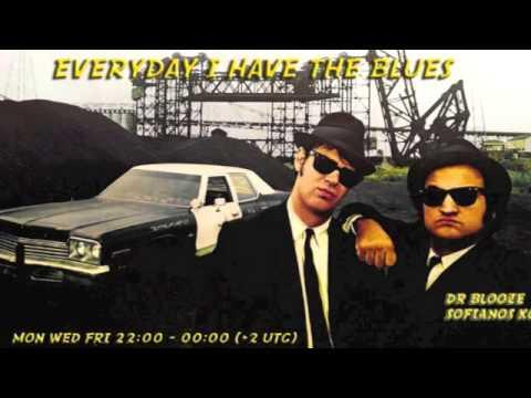 Everyday I Have the Blues Radio Show 25 Feb