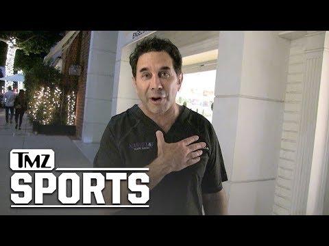 Dr. Paul Nassif Says Nike 'Botched' Kaepernick Deal