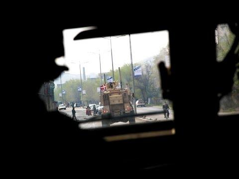 MFPT'ernes opgave i Kabul