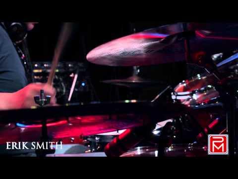 Erik Smith Drum Clinic At Procom Music, Drammen