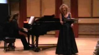 Sommertage by Berg Sieben Fruhe Lieder No 7