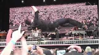 Bruce Springsteen: 10th Avenue Tribute / Twist&Shout: Manchester Etihad Stadium 2012 High Quality